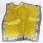 Apaszka gawroszka szlaczki żółta (4)