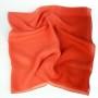 Apaszka z szyfonu czerwona ombre (2)